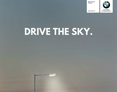 Drive the sky | unofficial ad