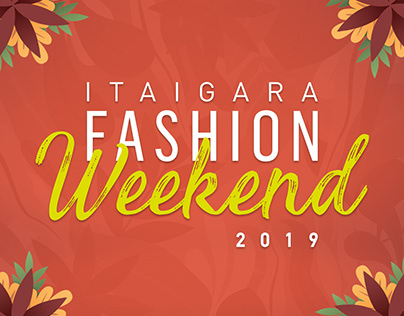 Itaigara Fashion Weekend (2019)