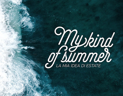 My kind of summer | Pattern Design
