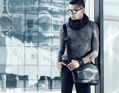 VIF bags AW 2014/15 campaign