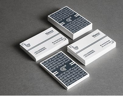 blanco Gallery | brand identity
