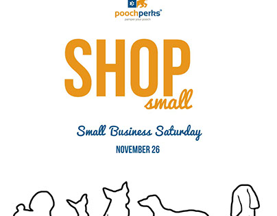 Shop Small Saturday, Instagram Ad