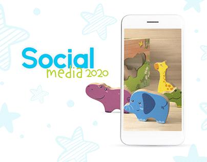 SOCIAL MEDIA KIDS 2020