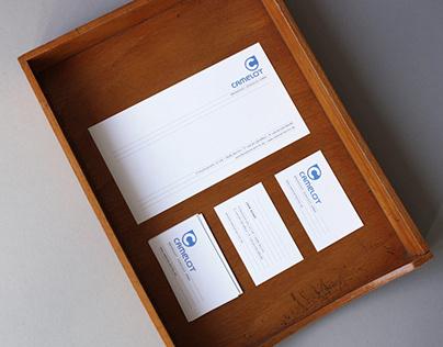 corporate design Camelot Broadcast Services