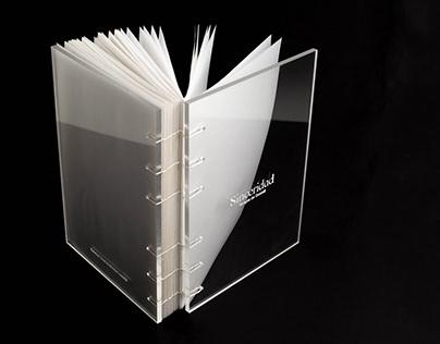 Libro-objeto sobre la sinceridad