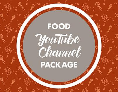 YouTube Channel Package | Vegan Food Channel