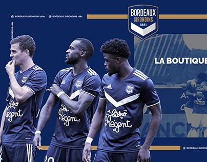 Bordeaux Girondins 1881 - Eshop