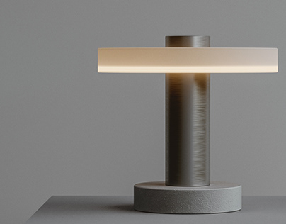CROSS table lamp concept