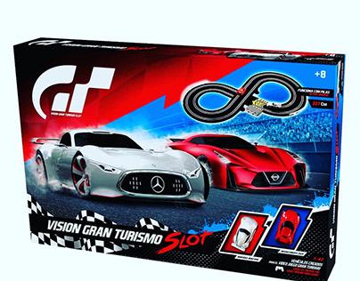 packaging GT SLOT