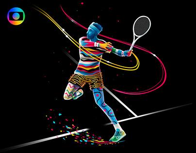 Rede Globo Sports Illustrations