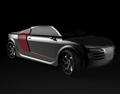 Sport/Muscle Car Concept