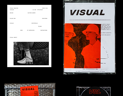 VISUAL MAG | Art Direction | Web Design | Photography