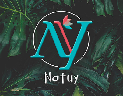 NATUY | Branding Project for a Cosmetics Shop