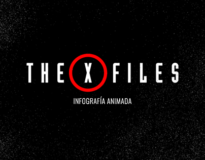 X-Files - Infografía
