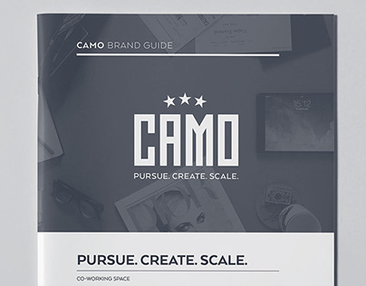 Pursue. Create. Scale.