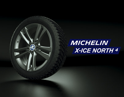 Michelin X-Ice North VR/360°