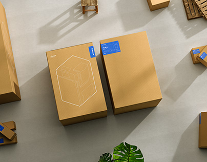 Formlabs Packaging Design System