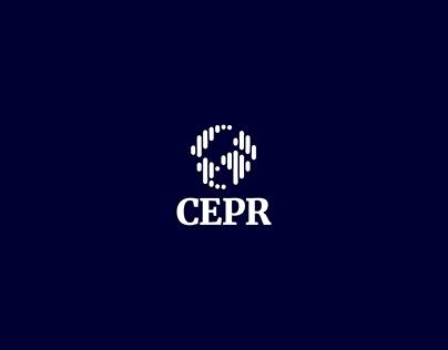 CEPR identity redesign