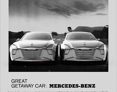 Mercedes Architectural Essence ADS