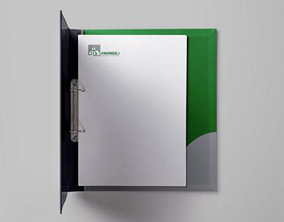 FAHANDEJ Brand Identity Design by Beman