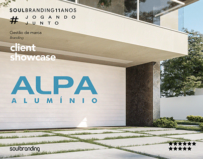 Alpa Alumínio - Client Showcase