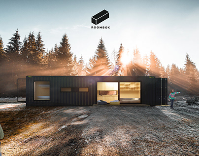 ROOMBOX I Shipping container home