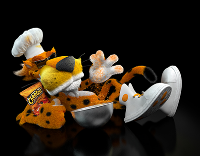 Chester Cheetah: the King of Mischief