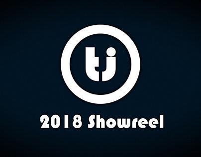 2018 General Showreel - Tyler Jordan