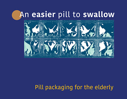 Pill Packaging for the Elderly