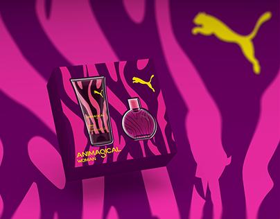 PUMA – Fragrance Packaging Design