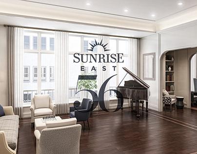 Sunrise at East 56th, Manhattan, New York