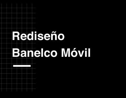 //Banelco móvil app