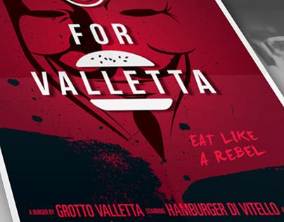 HAMBURGER MOVIE POSTERS 2017 - Grotto VALLETTA