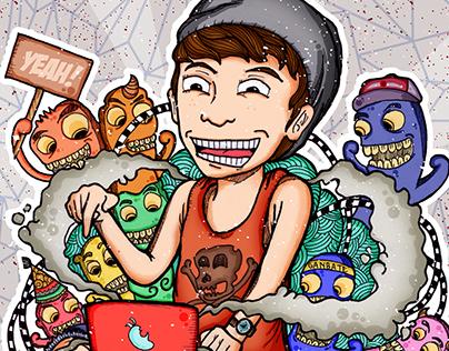 Matthiday Blog's Character