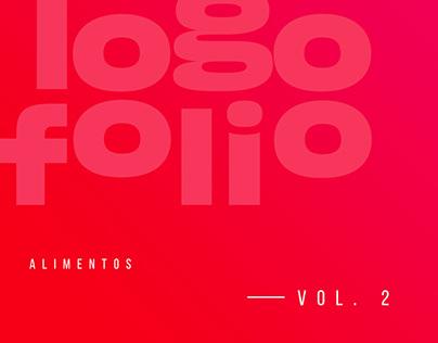 Logofolio - Vol. 2 - Alimentos