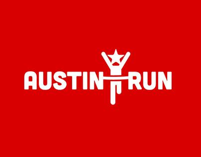 Austin Run - 30 Logo Challenge
