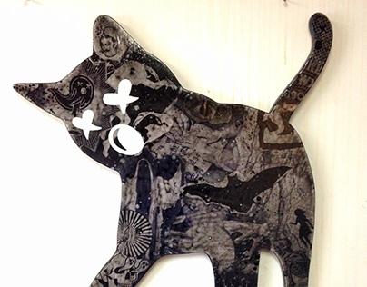 """Black Kitty"""