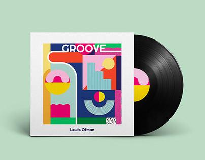 Pochette de vinyle - Lewis Ofman