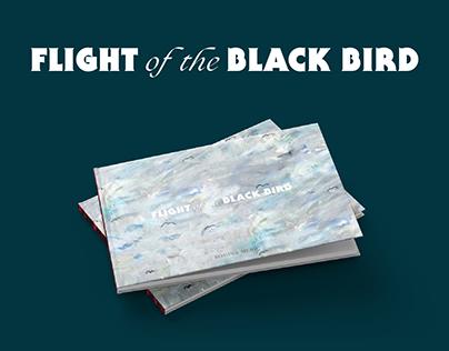 An Artist Book, 'Flight of the Black Bird'