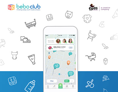 Beboclub - App for baby stuff