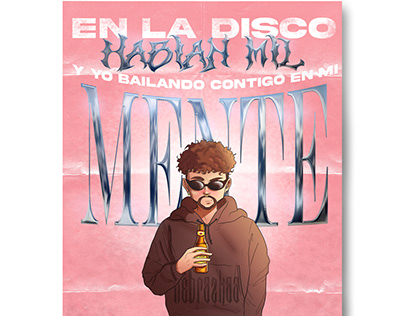 BAD BUNNY   Poster, Cuadro