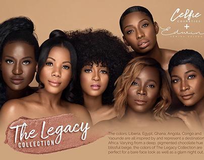 Celfie Cosmetics Campaign