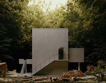 A Dwelling in Wilderness (CGi)