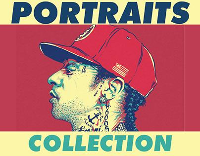 Portraits Collection 1