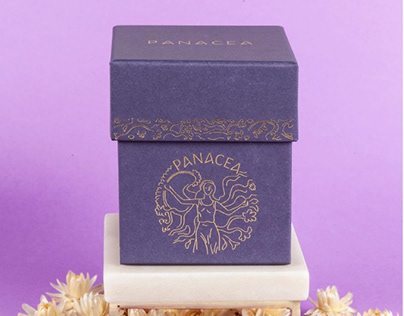 Logo and pack for PANACEA