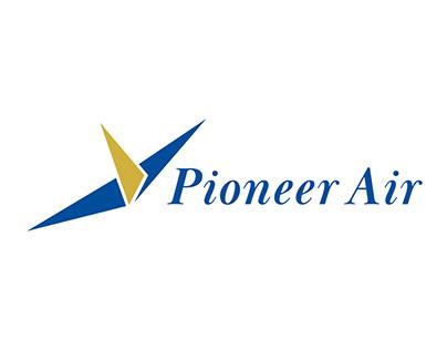 Pioneer Air.. Logo Design
