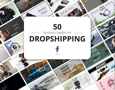 50 Facebook Graphics For Dropshipping
