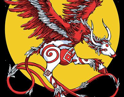 Fantastic Beasts-Dancing Ladybird