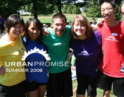 UrbanPromise: Summer Program T-Shirts