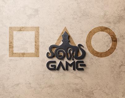 Redesign logo ''SQUID GAME'' / Shop .